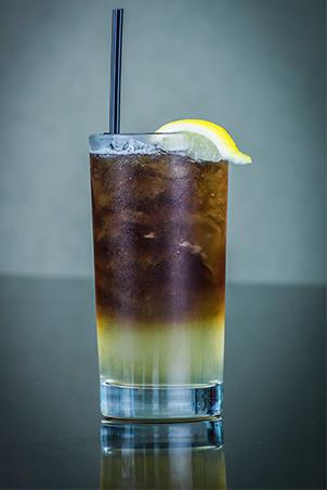 Bleu Island Ice Tea